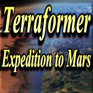 Terraformer Expedition to Mars