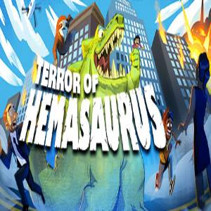 Acheter Terror of Hemasaurus Clé CD Comparateur Prix