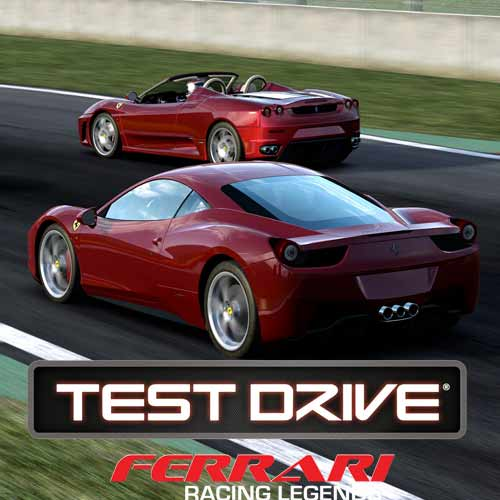 Acheter Test Drive Ferrari Racing Legends clé CD Comparateur Prix