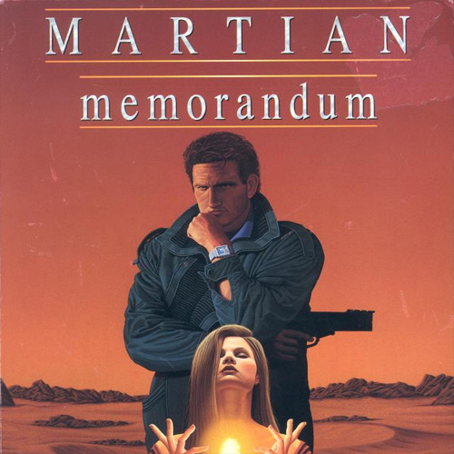 Tex Murphy Martian Memorandum