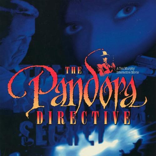 Tex Murphy The Pandora Directive