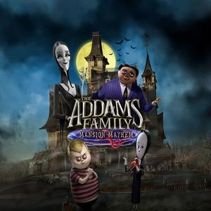 Acheter The Addams Family Mansion Mayhem Xbox One Comparateur Prix