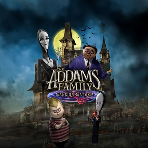 Acheter The Addams Family Mansion Mayhem Nintendo Switch comparateur prix