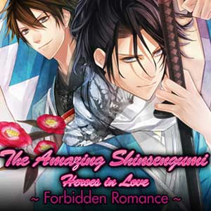 The Amazing Shinsengumi Heroes in Love