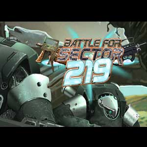 Acheter The Battle for Sector 219 Clé Cd Comparateur Prix