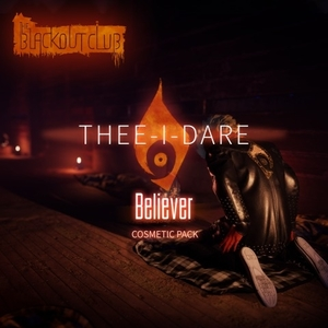 The Blackout Club THEE-I-DARE Cosmetic Pack