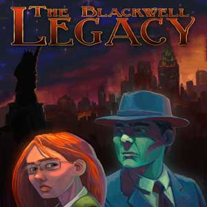 Acheter The Blackwell Legacy Clé Cd Comparateur Prix