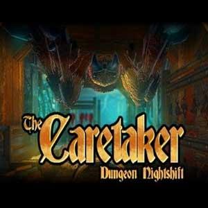 Acheter The Caretaker Dungeon Nightshift Clé Cd Comparateur Prix