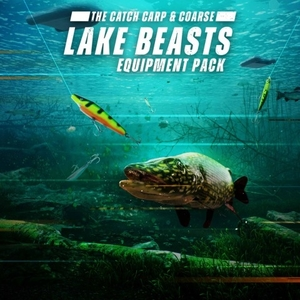 The Catch Carp & Coarse Lake Beasts Equipment Pack
