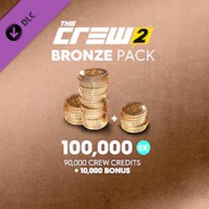 The Crew 2 Bronze Crew Credits Pack