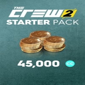 The Crew 2 Starter Credits Pack