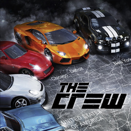 The Crew Limited Edition Upgrade