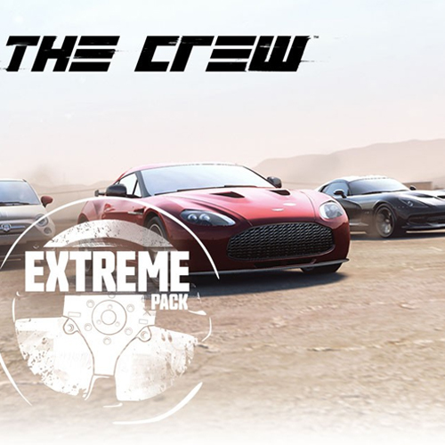 Acheter The Crew Extreme Car Pack Clé Cd Comparateur Prix