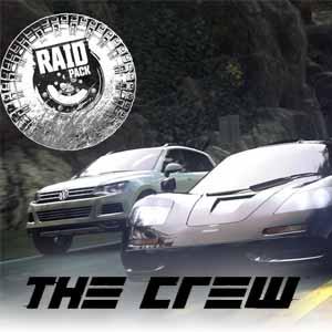 Acheter The Crew Raid Car Pack Clé Cd Comparateur Prix