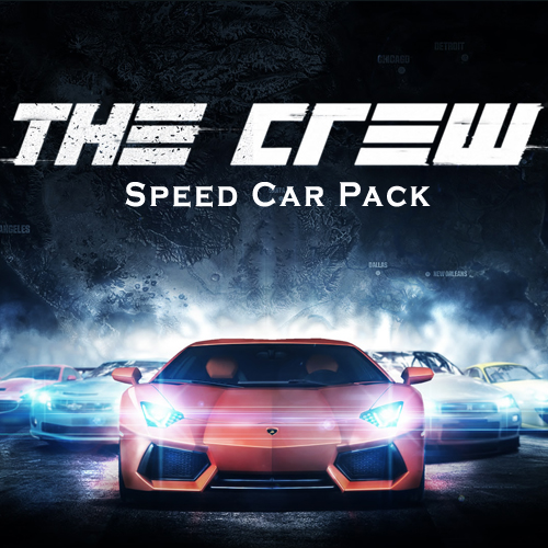 Acheter The Crew Speed Car Pack Clé Cd Comparateur Prix