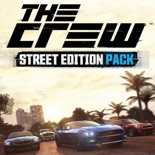Acheter The Crew Street Edition Pack Clé Cd Comparateur Prix