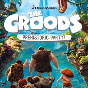 Acheter The Croods Prehistoric Party Nintendo Wii U Download Code Comparateur Prix