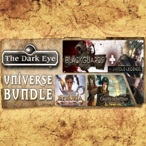 Acheter The Dark Eye Universe Cle Cd Comparateur Prix