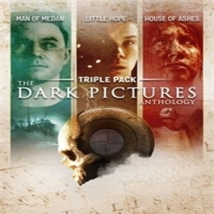 Acheter The Dark Pictures Anthology Triple Pack Xbox Series Comparateur Prix