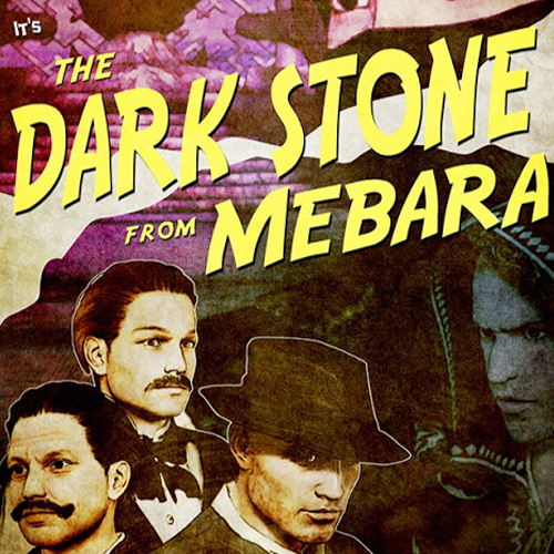 The Dark Stone of Mebara