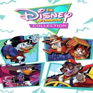 Acheter The Disney Afternoon Collection Xbox One Comparateur Prix