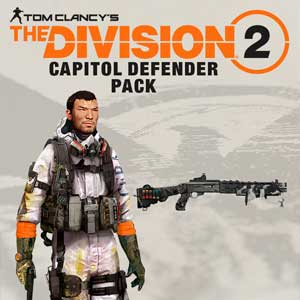 Acheter The Division 2 Capitol Defender Pack Clé CD Comparateur Prix