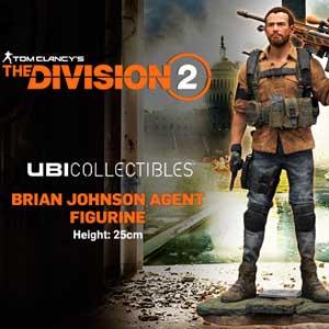 The Division 2 The Brian Johnson Figurine