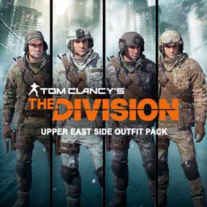 The Division Upper East Side Outfit Pack