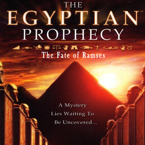 Acheter The Egyptian Prophecy The Fate of Ramses Clé Cd Comparateur Prix