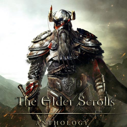 Acheter The Elder Scrolls Anthology clé CD Comparateur Prix