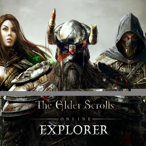 Acheter The Elder Scrolls Online Explorer Cle Cd Comparateur Prix