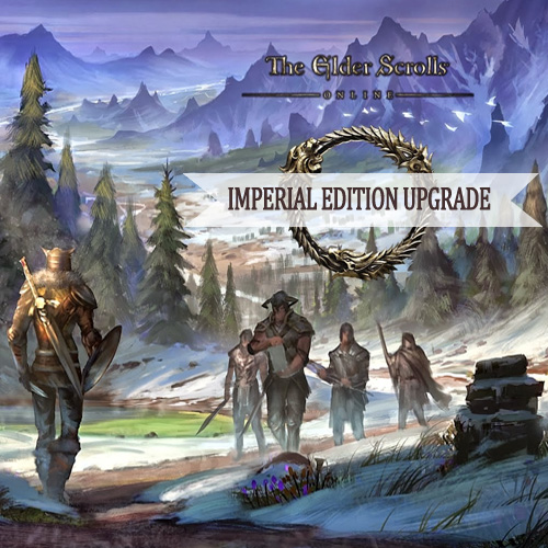 Acheter The Elder Scrolls Online Imperial Edition Upgrade Clé Cd Comparateur Prix