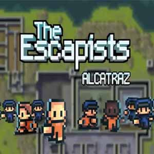 Acheter The Escapists Alcatraz Clé Cd Comparateur Prix