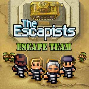 Acheter The Escapists Escape Team Clé Cd Comparateur Prix