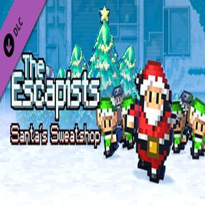 Acheter The Escapists Santa's Sweatshop Clé CD Comparateur Prix