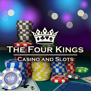 Acheter The Four Kings Casino and Slots PS4 Comparateur Prix