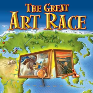 Acheter The Great Art Race Clé CD Comparateur Prix