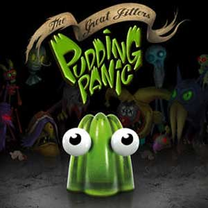 The Great Jitters Pudding Panic
