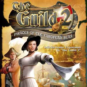 Acheter The Guild 2 Pirates of the European Seas Clé Cd Comparateur Prix