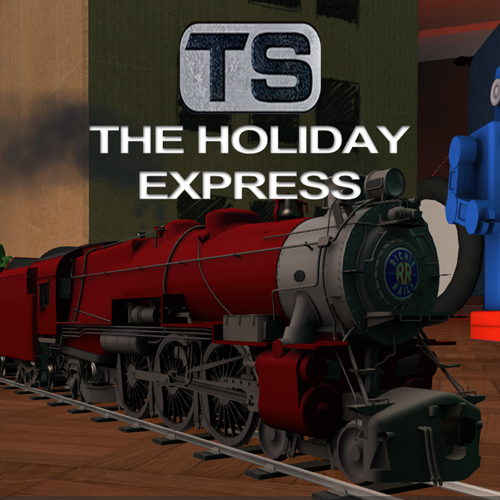 Acheter The Holiday Express Cle Cd Comparateur Prix