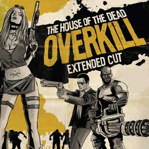 Telecharger The House of the Dead Overkill PS3 code Comparateur Prix