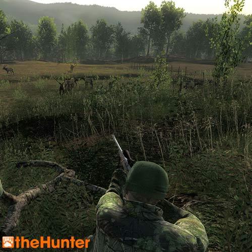 Acheter The Hunter 2014 clé CD Comparateur Prix
