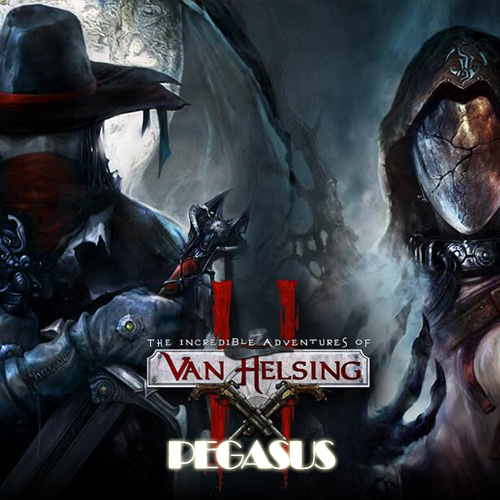 Acheter The Incredible Adventures of Van Helsing 2 Pigasus Clé Cd Comparateur Prix