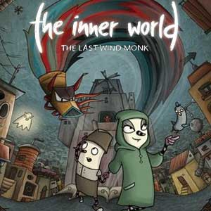 Telecharger The Inner World The Last Wind Monk PS4 code Comparateur Prix