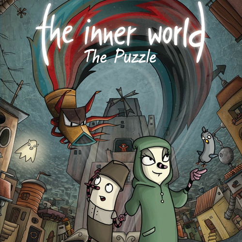 Acheter The Inner World The Puzzle Clé Cd Comparateur Prix