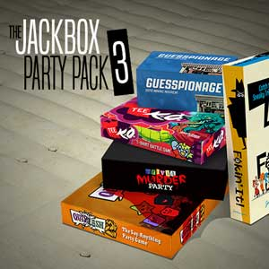 Acheter The Jackbox Party Pack 3 Clé Cd Comparateur Prix