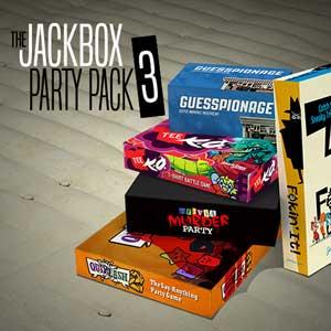 Acheter The Jackbox Party Pack 3 Clé Cd Comparateur Prix