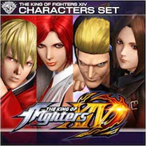 The King of Fighters 14 New Fighters Pack
