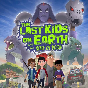 Acheter The Last Kids on Earth and the Staff of Doom Nintendo Switch comparateur prix