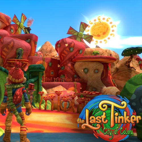 Telecharger The Last Tinker City Of Colors PS4 code Comparateur Prix